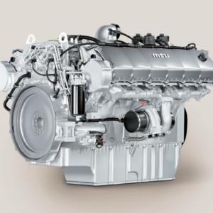 Двигатель MTU 12V1600G10F