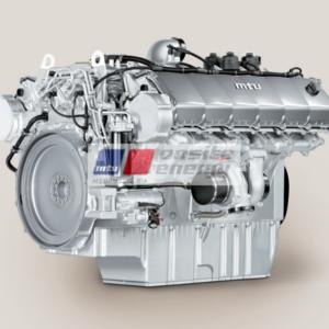 Двигатель MTU 10V1600 G20F