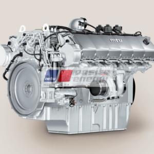 Двигатель MTU 10V1600 G20