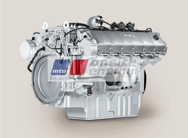 Двигатель MTU 12V1600 G20
