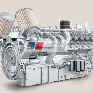 Двигатель MTU 12V2000 G26F