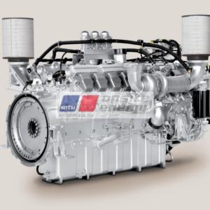 Двигатель MTU 16V2000 G45