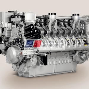Двигатель MTU 12V4000 G14RF