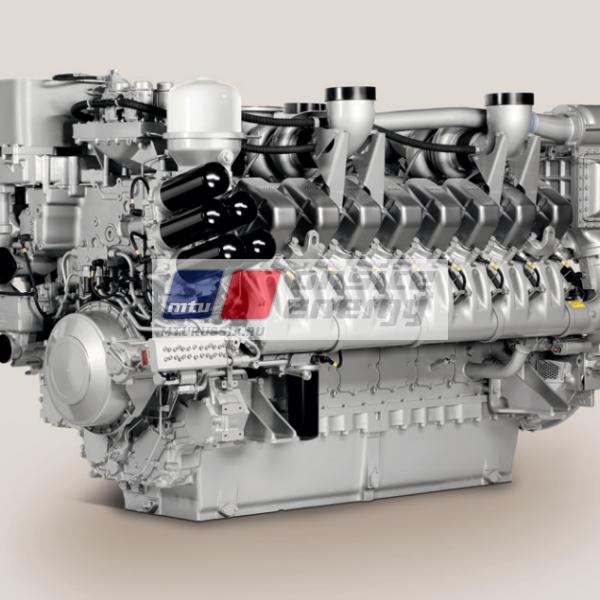 Двигатель MTU 12V4000 G14