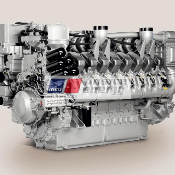 Двигатель MTU 12V4000 G73