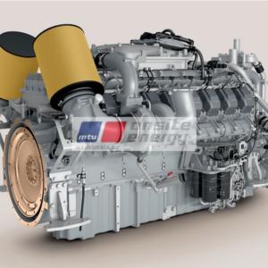 Двигатель MTU 16V2000 G26