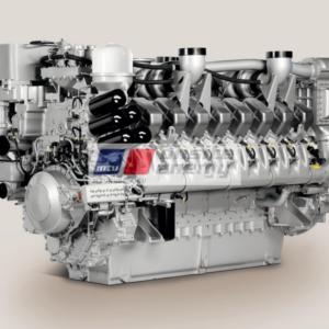 Двигатель MTU 16V4000 G14