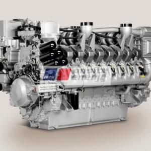 Двигатель MTU 16V4000 G73
