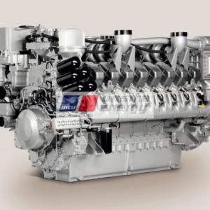 Двигатель MTU 20V4000 G34F